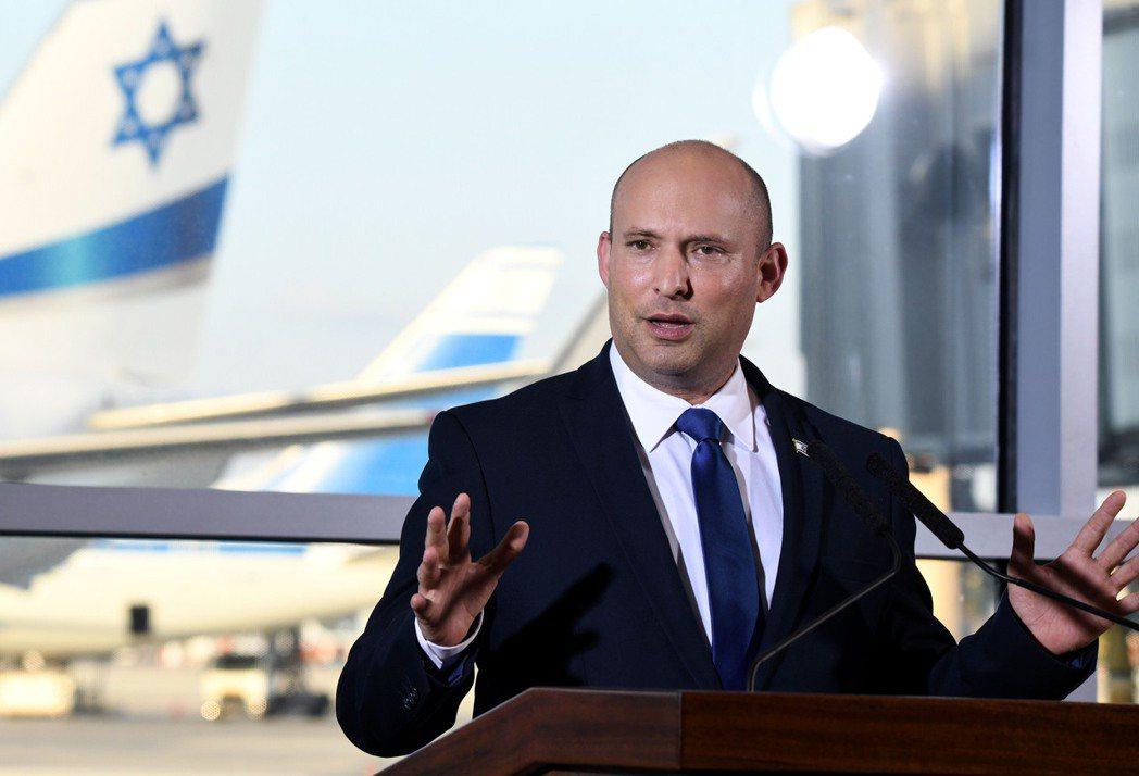 以色列總理班奈特22日表示,新冠病毒的印度變異株「Delta病毒」持續在當地蔓延...