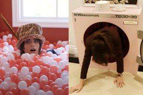 「我會裸體彈鋼琴!」 超模Cara公開新豪宅 還有球池好羨慕!