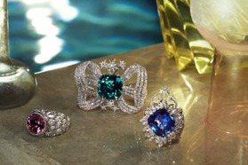 GUCCI高級珠寶「歡愉花園」繁盛再開 入門價150萬起