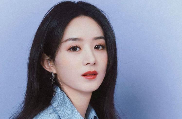 趙麗穎今年4月宣布與馮紹峰結束2年半婚姻。圖/摘自微博