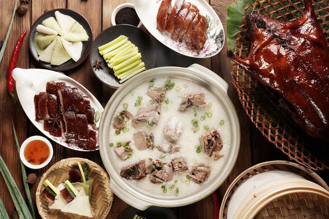 KLOOK平台獨家開賣每日限量《頤宮中餐廳》招牌「烤鴨派對組合」。 圖/KLOO...
