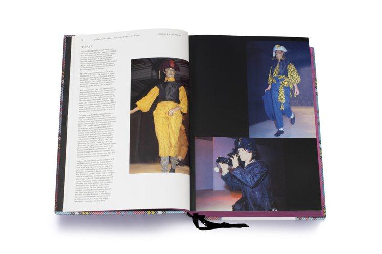Vivienne Westwood推出了第一本品牌完整紀錄書籍《Vivienne...