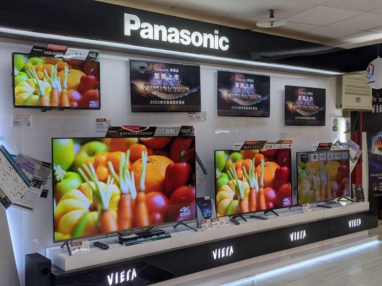 Panasonic 55型4K智慧聯網顯示器,會員價29,900元,買就送視訊盒...
