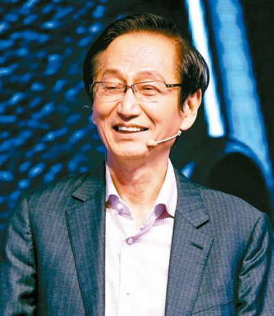 華碩董事長施崇棠。(本報系資料庫)