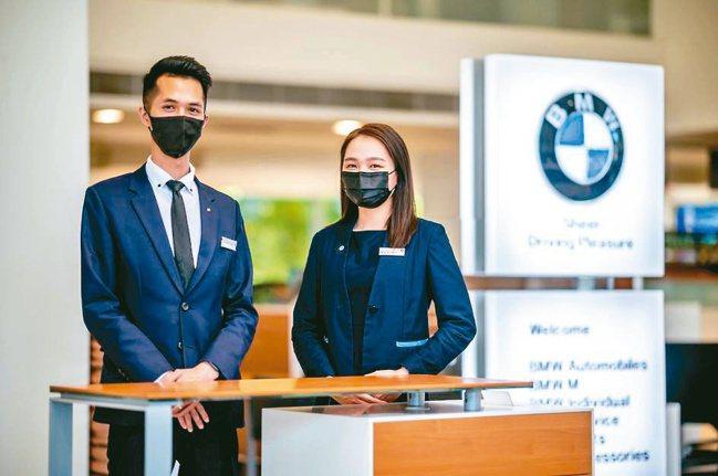 BMW總代理汎德與廣大消費大眾並肩前行,疫情期間推出BMW CARE PLUS守...