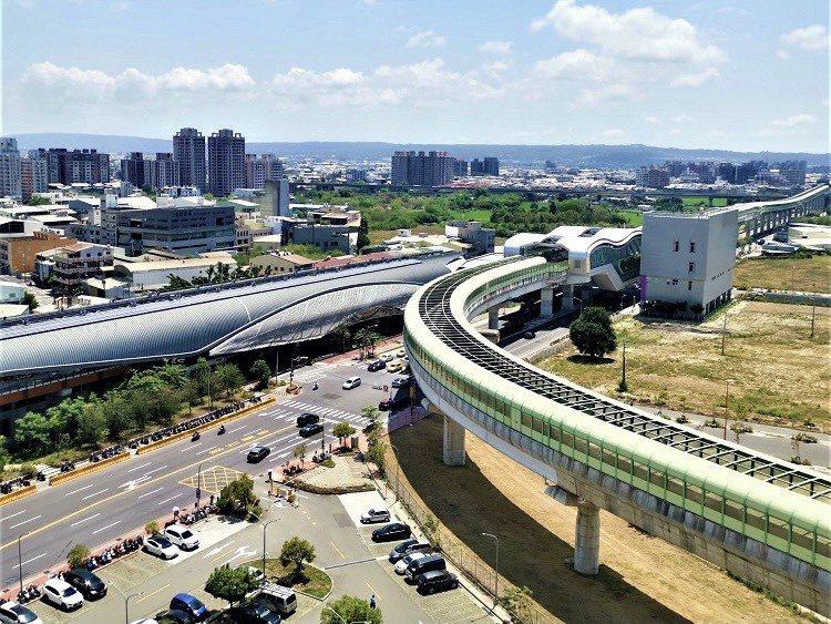 台中捷運概念宅發燒,G13雙捷共構的大慶站及中山醫特區尤其受矚目。立彩建設提供