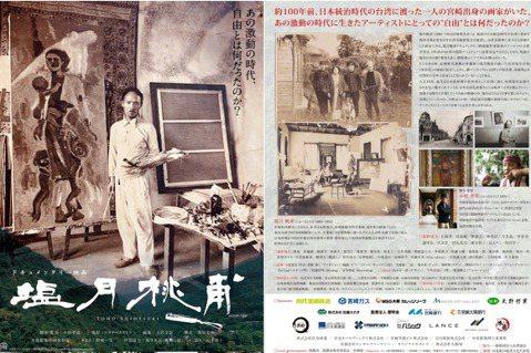 鹽月桃甫來台百周年(上):來自南國原始而濃烈的呼喚