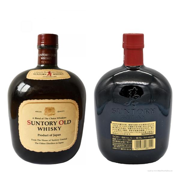 「三得利我的調和威士忌(Suntory Old Blended Whisky)」...