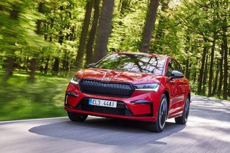 ŠKODA力拼成歐洲前五大車廠 2030年前將推出三款新電動車!