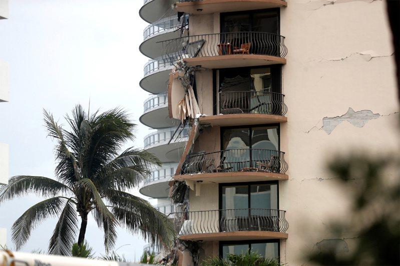 美國佛羅里達州邁阿密海灘附近一棟濱海公寓高樓今晨部分坍塌,造成至少1人死亡、99人失聯,媒體報導巴拉圭第一夫人的姊妹蘇菲雅一家人也在失聯名單上。路透