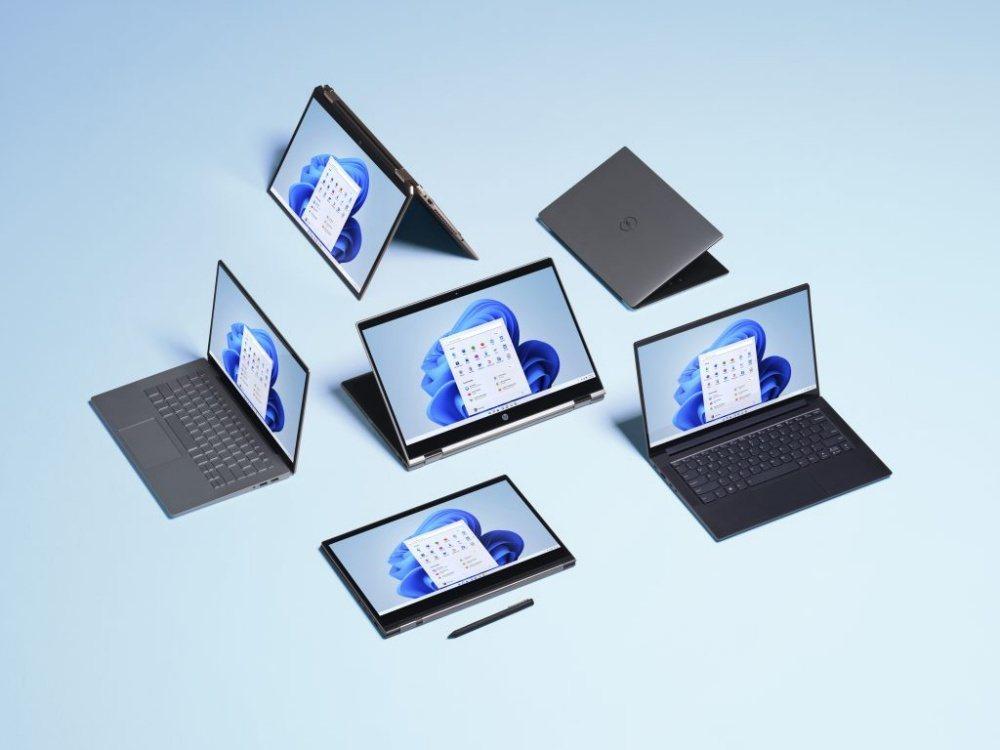 ▲Windows 11 預計在今年底開放現有 Windows 10 裝置免費升級