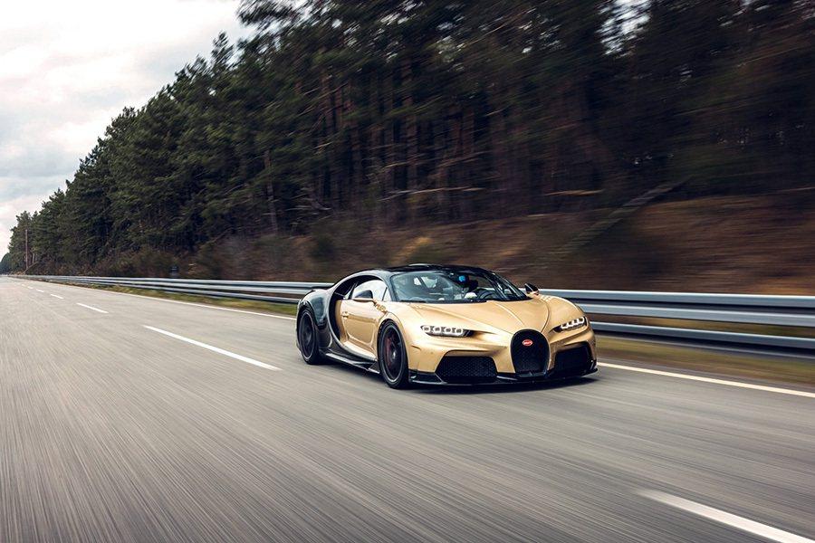 Bugatti提供