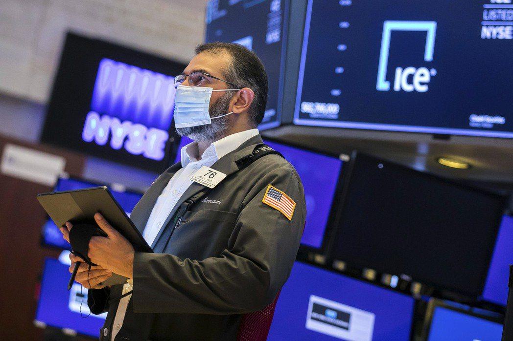 美股那斯達克和標普500指數24日收盤同創新高,道瓊工業指數上漲近1%。美聯社
