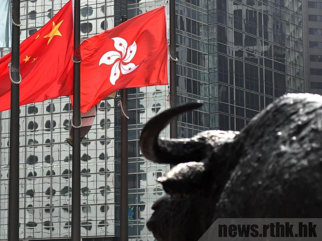 香港第2季出口指數比第1季大幅上升9.7至48.7,已連續上升五季。新華社資料照...