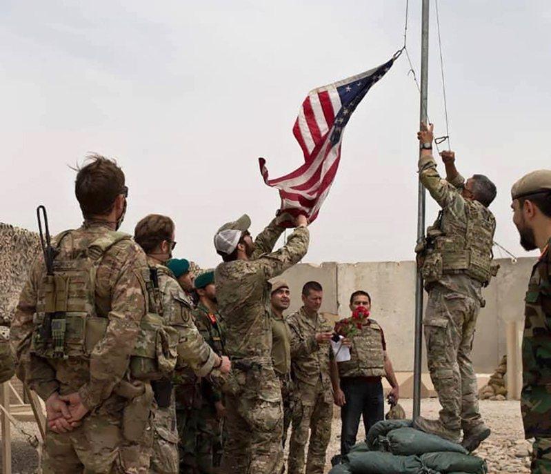 美軍現在正加速撤離阿富汗,快的話,可能7月初就會撤完。美聯社