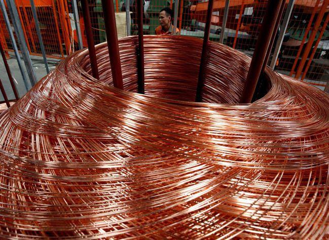 俄羅斯計劃8月1日起到年底對鋼鐵、鎳、鋁及銅等多項金屬出口課徵至少15%關稅。路...