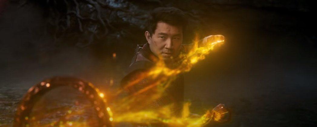 劉思慕在「尚氣與十環傳奇」演出主角「尚氣」。圖/摘自YouTube