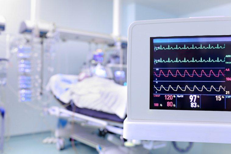 國內急診雍塞問題嚴重。圖/123RF