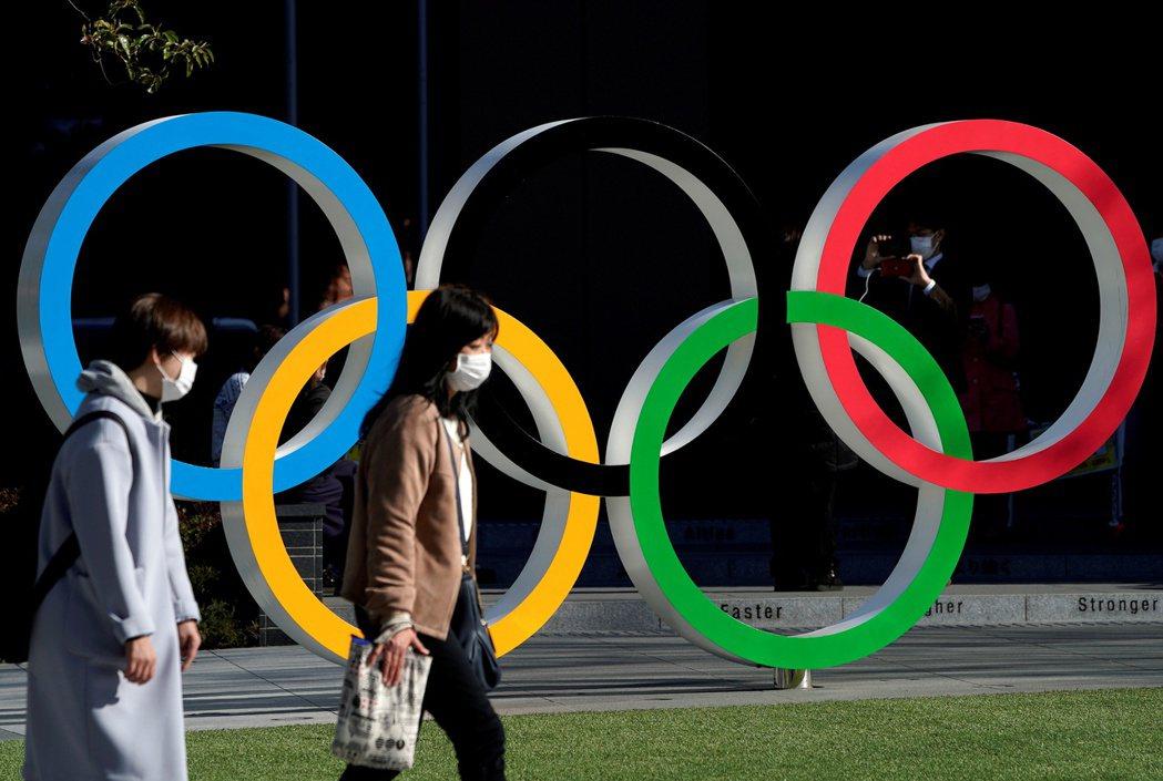 東京奧運會預計在7月23日開幕。路透