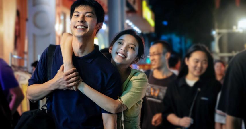 許光漢與章若楠在「你的婚禮」上演虐心愛情戲。圖/車庫娛樂提供