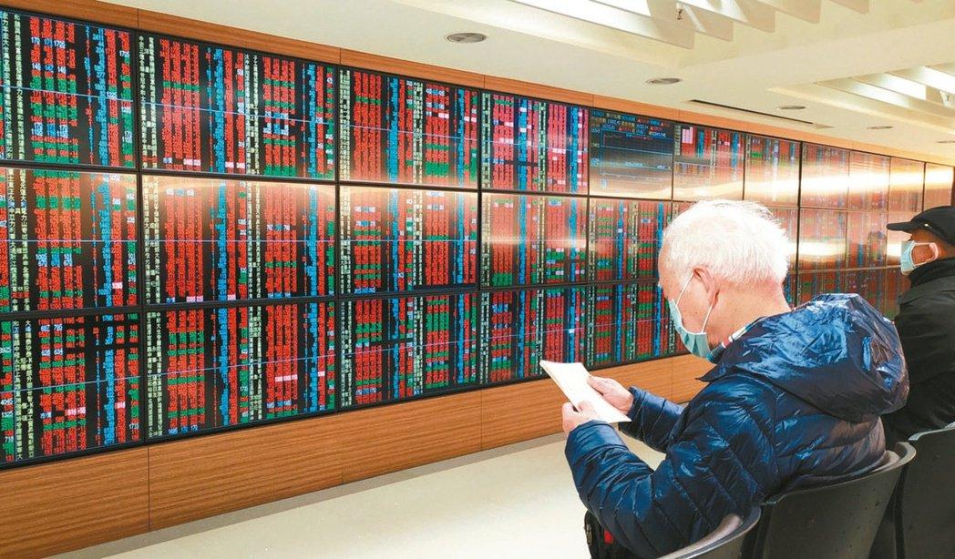 台股盤面上有不少個股因基本面利多獲買盤力挺。(本報系資料庫)