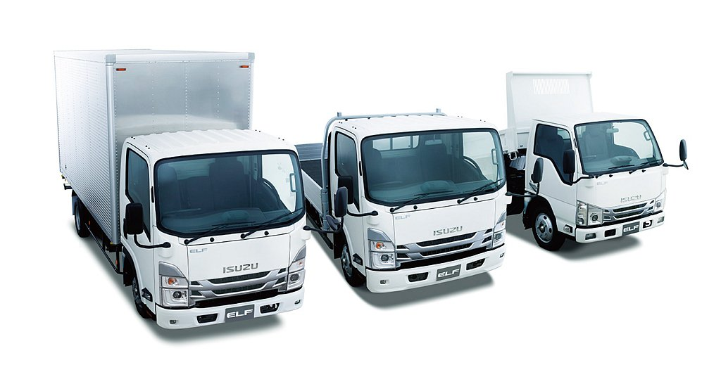 日本輕型乘用卡車連續20年銷售冠軍的ISUZU ELF車系,針對SG級推出安全改...