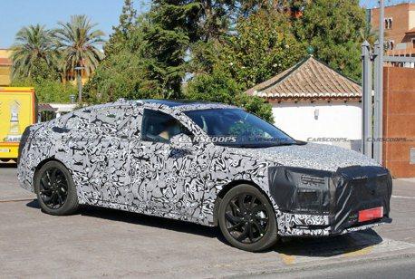 Ford Mondeo依然後繼有人? 神秘的偽裝車歐陸現蹤!