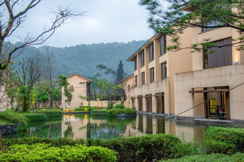 想要享受溫泉的,就下山回到宜蘭,入住好睡的宜蘭力麗威斯汀度假酒店。