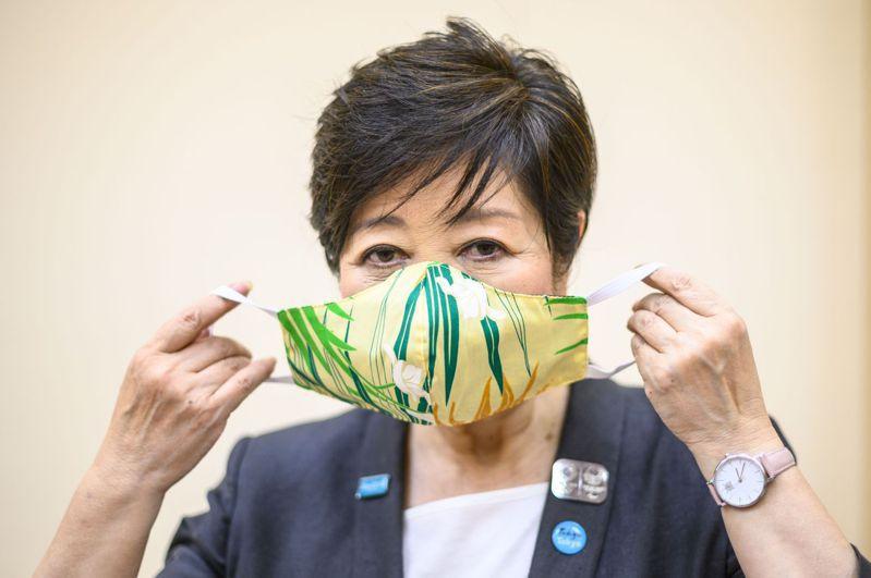 東京都知事小池百合子因過勞22日住院休養,即使28日回歸都政,可預見東奧籌辦及防疫都將讓她難抽身為都民優先會助選。法新社