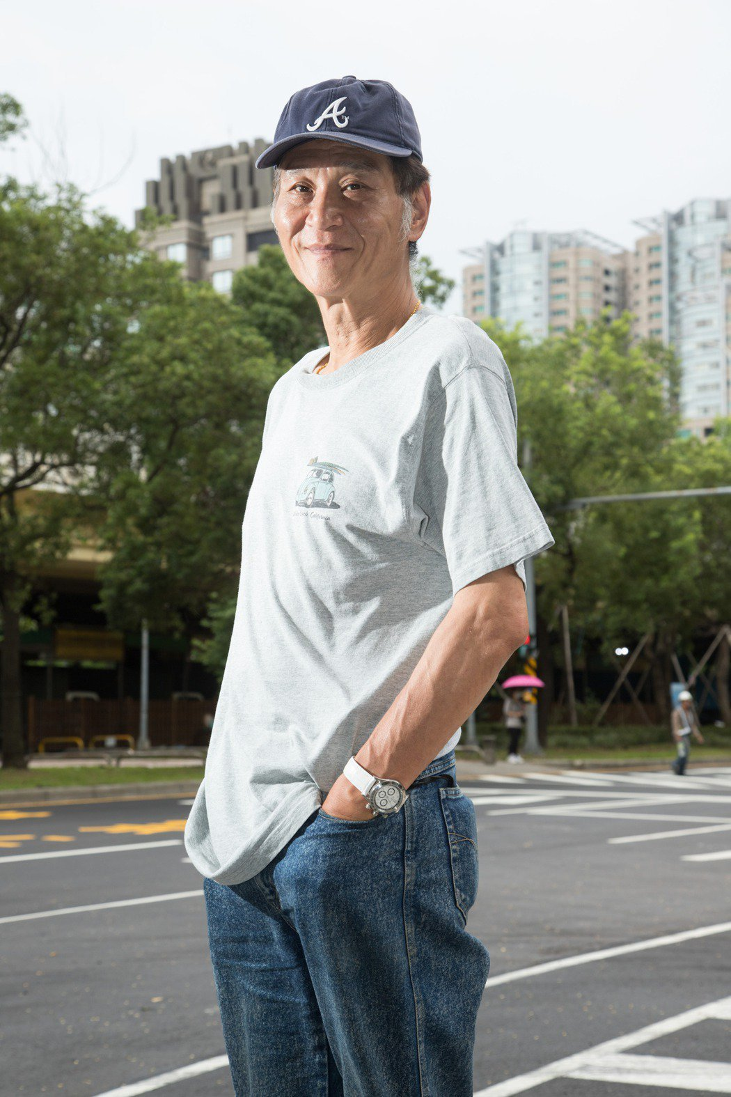 喜翔自爆住在美國的兒子力邀他去打疫苗,被他一口回絕,「我在家不出門,可以照顧好自