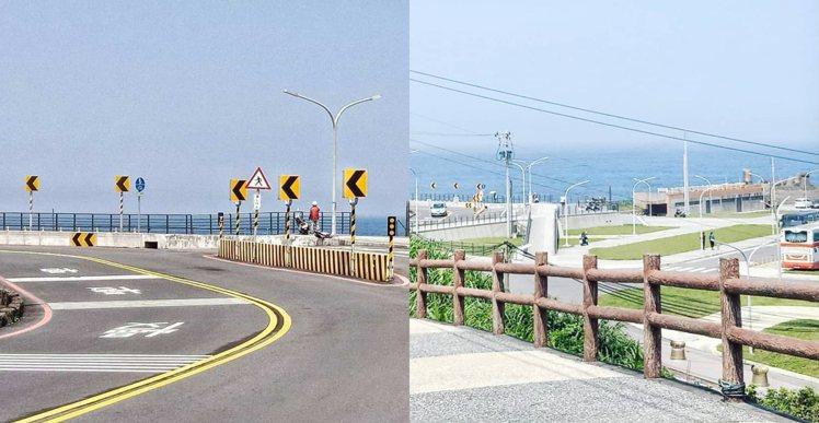 不同的構圖及調色,讓外木山瞬間化身日系景點。圖/IG@tourism_ovo授權