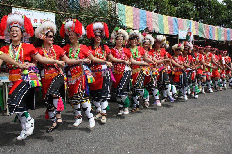 台東擁有阿美、卑南、魯凱、布農、排灣、雅美(達悟)、葛瑪蘭七大原民族群。圖/台東縣政府提供