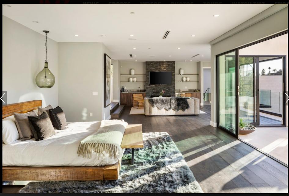 布魯克林買下的豪宅。圖/摘自TMZ網站