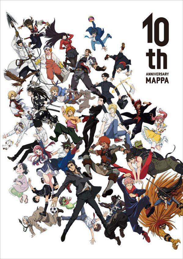 圖:MAPPA官方推特