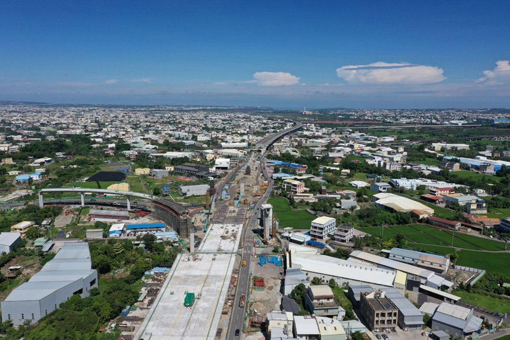 ▲東豐快道通車後將可實現山城串聯,往返豐原通勤人口有感受惠。 圖/坤悅開發 提供