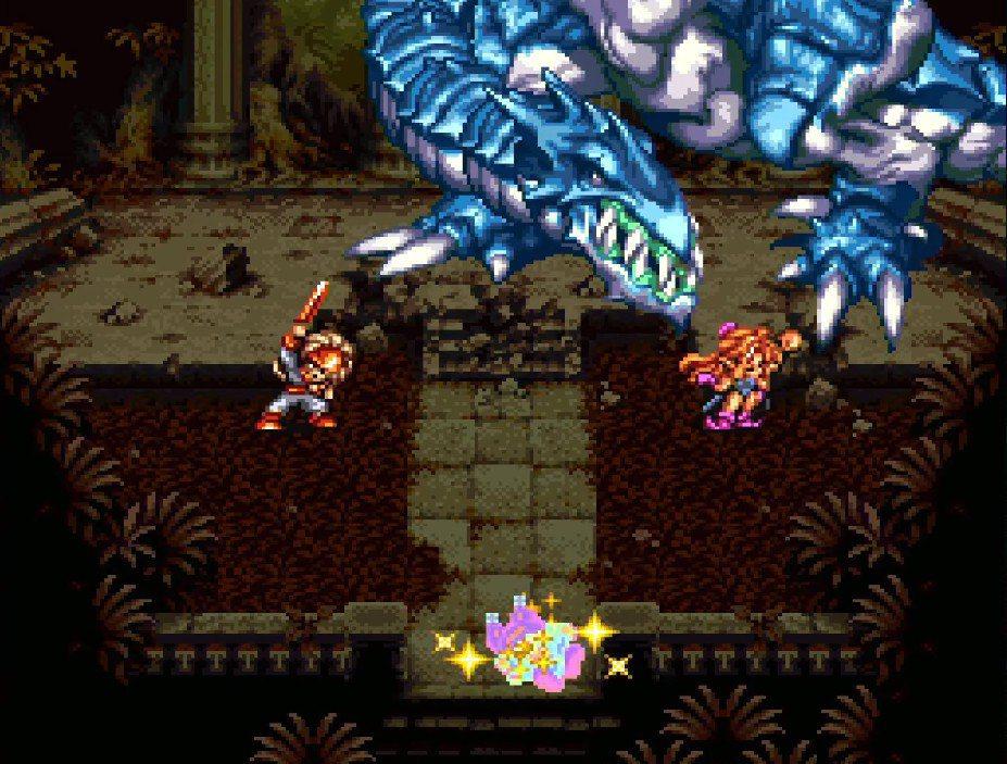 三代的畫面在當時可以說讓玩家大感驚嘆,不過這代的打鬥變得有些單調,完全是比看誰魔...