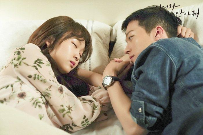 張基龍演出《過來抱抱我》。圖/擷自MBC官網