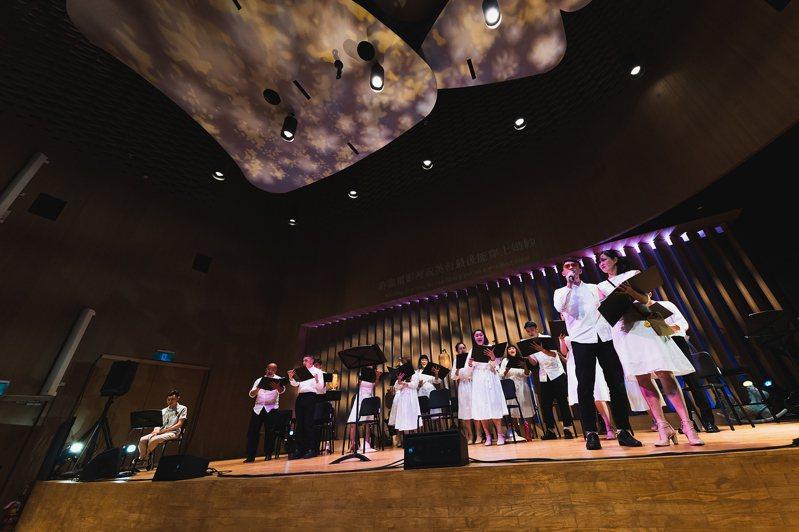「勸世三姊妹」讀劇音樂會今年四月在衛武營演出。圖/衛武營國家藝術文化中心提供