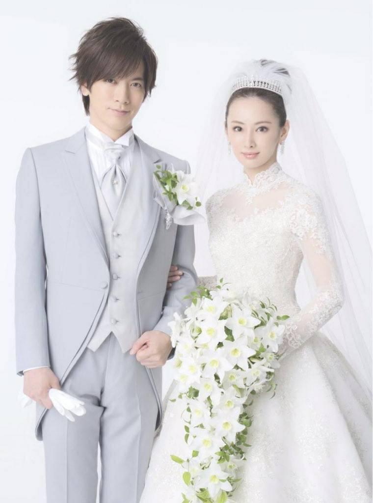 北川景子和DAIGO是日本演藝圈神仙眷侶。圖/摘自推特