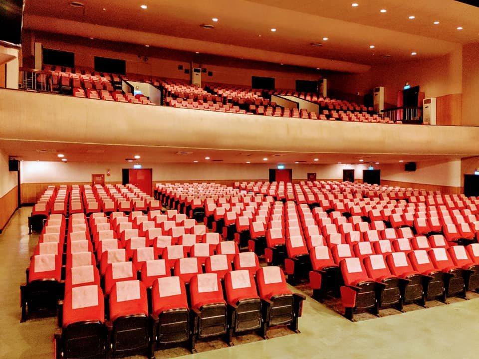 仔細看看這些台北的「戰後第一波」戲院,如今已經全數歇業。而其中「藝齡」最長的無疑就是國光。 圖/國軍文藝活動中心臉書