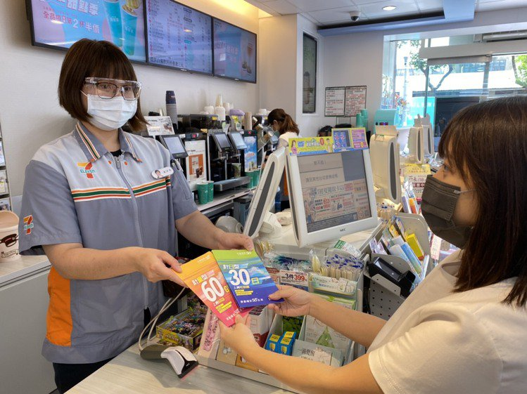 6月30日起7-ELEVEN領先同業開辦「中華電信5G預付卡」。圖/7-ELEV...