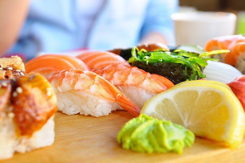 口感清爽的日式壽司,十分受到民眾喜愛。示意圖/ingimage授權