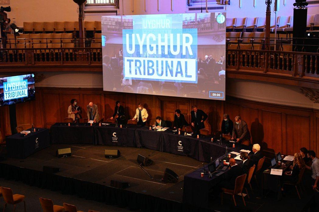 「維吾爾法庭」這種人民法庭的召開,是國際組織缺乏管轄權與積極調查動機等脈絡之下,...