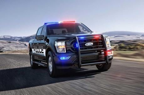 美國最速警車是誰? Ford F-150 Police Responder奪冠