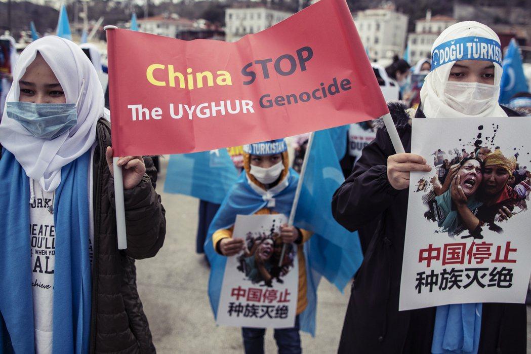 「但中國的真相和解委員會在哪?他們的真相在哪?」 圖/歐新社