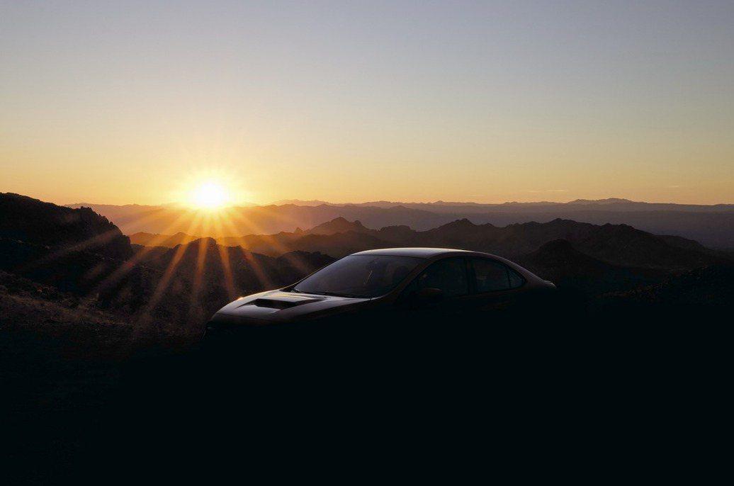 全新Subaru WRX將於今年發表。 摘自Subaru