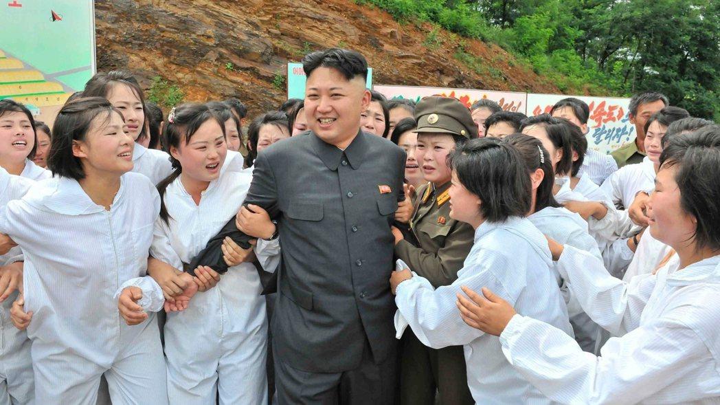 在一個由Megalia舉辦的「全國觀眾大會」中,還因為出現以北韓的影像作為背景、...