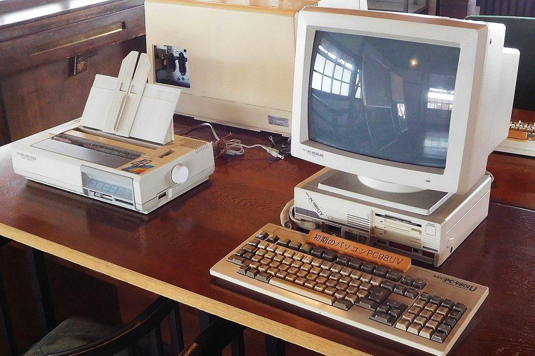 日本PC-98系列。90年代同時也是加拉巴哥化的最後餘韻,日本大廠還在用PC-9...