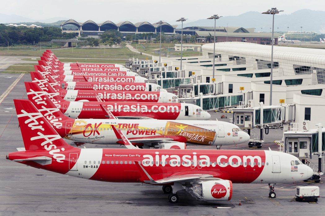 低油耗、低操作成本的A320,是空中巴士在民航市場中銷售最好的作品。圖為馬來西亞...