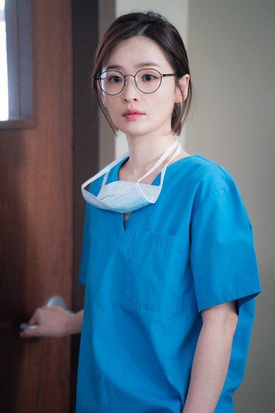 田美都《機智醫生生活》蔡頌和。圖/Netflix提供